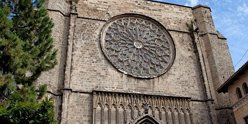 Santa Maria del Pi: Guided Tour & Bell Tower Access