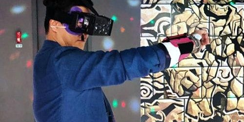 VRIGHT VR Theme Park