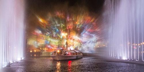 Amsterdam Light Festival from Central Station - Stromma (Early Bird)
