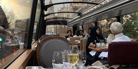 Bustronome London: Afternoon Tea tickets