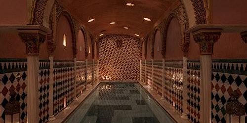 Hammam Al Ándalus Granada + Massage: Mimma 30