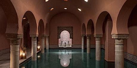 Hammam Al Ándalus Granada with Massage: Midra 30 tickets