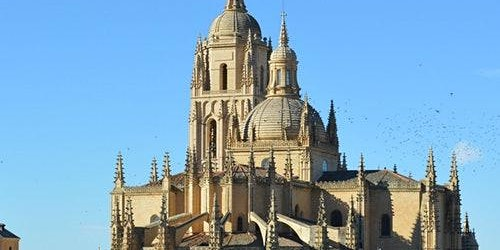 Cathedral of Segovia with Optional Tower Visit