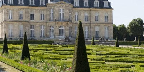 Champs-sur-Marne Château and Gardens