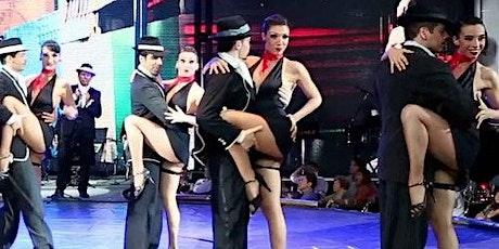 Tango Show at Señor Tango tickets