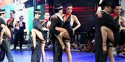 Tango Show at Señor Tango