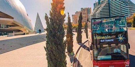 Hop-on Hop-off Bus Valencia & Oceanografic Admission entradas