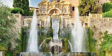 Villa d'Este in Tivoli biglietti