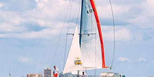Catamaran Half Day Champagne & Brunch Cruise