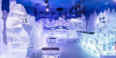 Berlin Icebar + 3 free Drinks Tickets