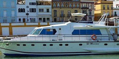 River Cruise Seville: Skip The Line entradas
