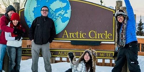 Arctic Circle & Northern Lights Tour