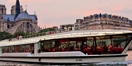 Dinner Cruise by Bateaux Mouches tickets
