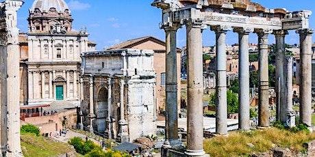 Forum Pass: Roman Forum, Palatine Hill, Caesar & Trajan Forums biglietti