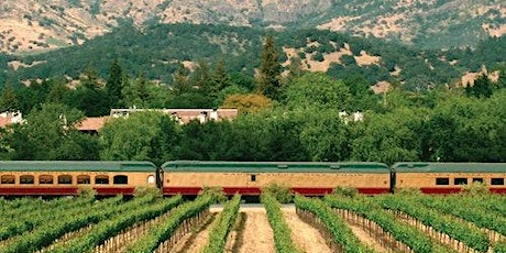 Napa Valley Wine Train & Grgich Hills Estate Tour + SF Connection Option tickets