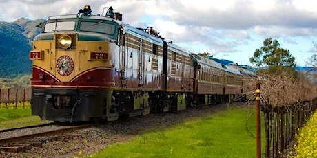 Napa Valley Wine Train & Castle Tour + SF Connection Option tickets