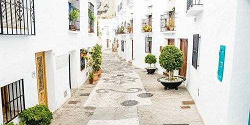 Nerja & Frigiliana: Guided Tour from Granada