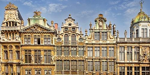 Brussels Day Tour from Amsterdam