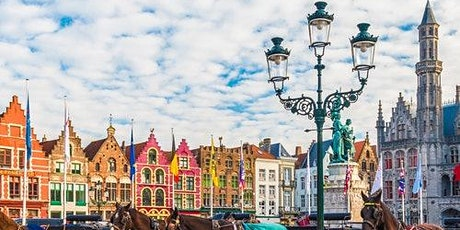 Bruges Day Tour from Amsterdam tickets