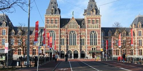 Guided Amsterdam City Bus Tour