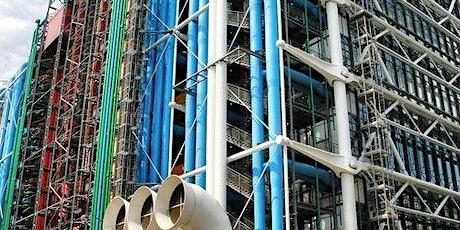 Centre Pompidou: Permanent Collection & Francis Bacon Exhibition billets