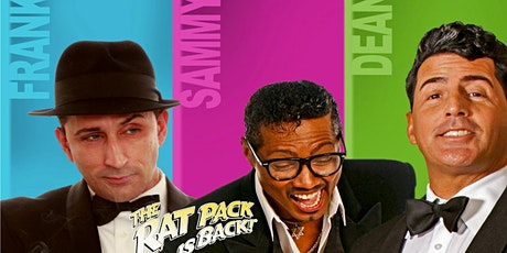 """""""The Rat Pack Is Back"""" tickets"""