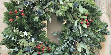 Create Your Holiday Wreath at Mitchell Gold + Bob Williams - Houston tickets