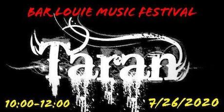 Taran at 2nd Annual Bar Louie Music Festival tickets