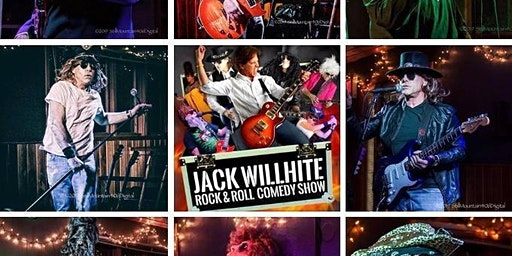 Jack Willhite Parody Rock & Roll Dinner and Show - $35