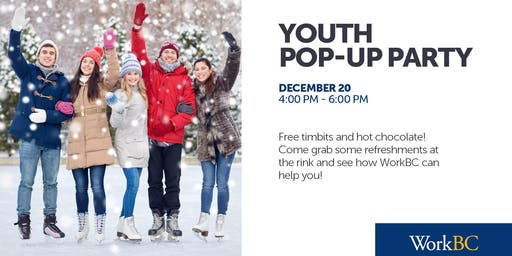 Youth Pop-Up Party