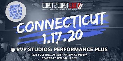 Coast 2 Coast LIVE Showcase Connecticut - Artists Win $50K In Prizes