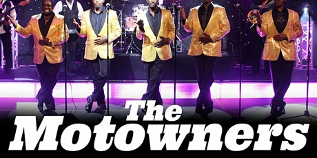 The Motowners Tribute Show tickets