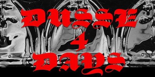 PMB Presents: #Dusse4Days - Annual Blackout Event