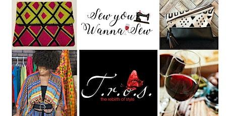 Sew You Wanna Sew?: The Modern Clutch tickets