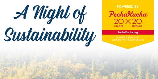 Night of Sustainability - PechaKucha @ JCU