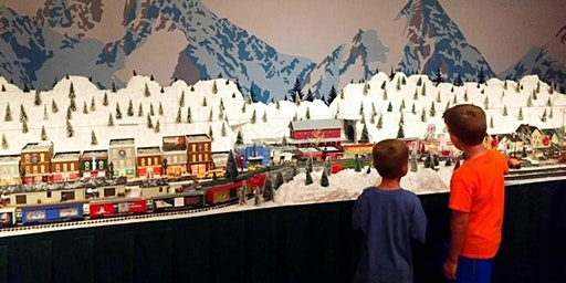 Muzeo Express Holiday Train Exhibition