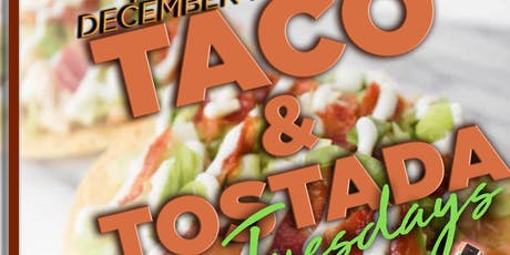 Taco & Tostada Tuesday :: Sponsored by Volcan Tequila tickets
