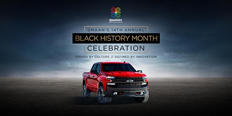 14th Annual GMAAN Black History Month Celebration tickets