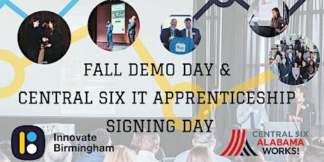 Innovate Birmingham: Fall Demo Day tickets