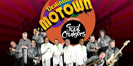 The Sensational Soul Cruisers tickets