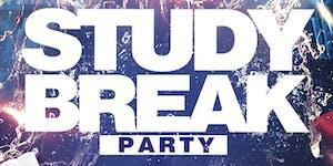 STUDY BREAK PARTY @ FICTION NIGHTCLUB | FRIDAY DEC 6TH