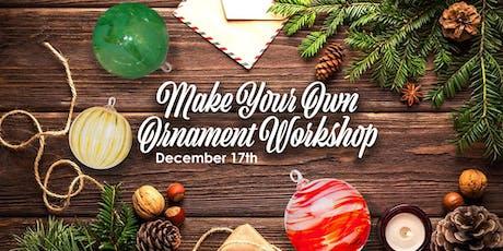 Glass Ornament Workshop tickets