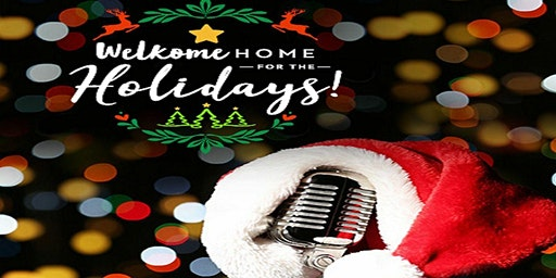"""Welkome Home For the Holidays"" Starring Eric Martsolf"