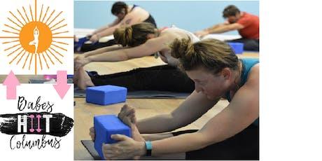Babes HIIT Columbus: Align Power Yoga tickets