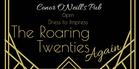New Year's Eve at Conor O'Neill's tickets