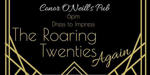 New Year's Eve at Conor O'Neill's