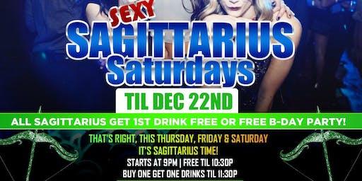 DJ Hennessy & Patron Present: Sagittarius Saturdays at McFadden's Hip Hop