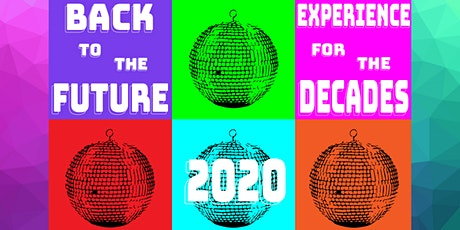New Years Eve: Back to The Future tickets