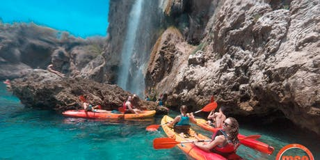 ★ Nerja & Frigiliana + Kayaking ★ MSE Malaga tickets