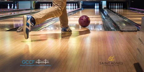 GCCF Bowling for Araminta and C.A.S.E. tickets